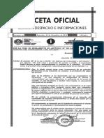Resolución Sedeco 390 2016 Cancelación Anticipada de Créditos