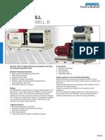 Andritz Hammer Mill Type Multimill b