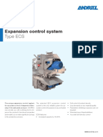 Andrtiz Expansion Control System Type ECS