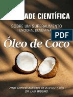 A Verdade Científica Do Óleo de Coco - Dr. Lair Ribeiro