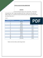 Resume Analisa Fluida Reservoir