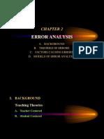 CHAPTER II (ERROR ANALYSIS).ppt
