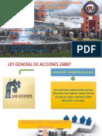 Acciones y Clases de Acciones Diapositiva