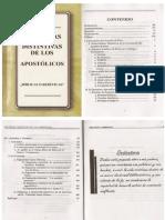 Doctrinas Apostolicas Biblicas o Hereticas.doc