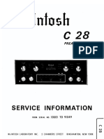 Adi Audio Mcintosh_c28_preamplifier Sandra