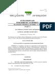 Pakistan Telecom Reorganization ACT96