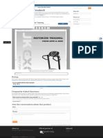 Manual - JKexer Vigor 6090 Treadmill