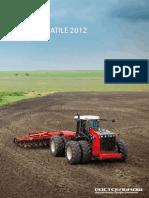 Traktori Versatile 2012