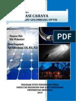 Buku 1 Propagasi Cahaya Dalam Pandu Gelombang Optik.docx