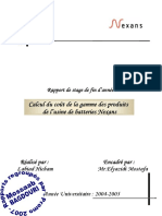 Calcul du coût de la gamme des produits.pdf