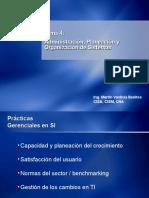 Tema 4 - s6 - Administracion Planeacion y Organizacion de Sistemas