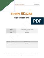 FireFly-RK3288 Design