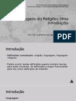 Linguagens da Religião, uma introdução (web-aula).pptx