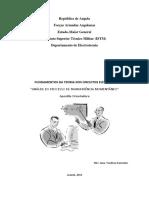 Apostila Nº 1 - Analise de Circuitos Eletrico e Fundamentos Em Eletrotecnia