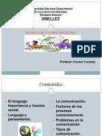 Módulo i Lyc Lenguaje y Comunicación