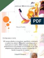 Cadenas Musculares- Manuel Padilla