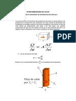 Se Trata de Definir Las Características Térmicas de Los Distintos Materiales