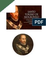 BIOGRAFÍA DE SANTO TORIBIO DE MOGROVEJO.docx