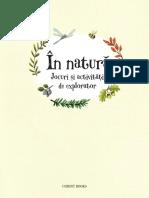Activitati in Natura