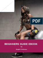 Beginners Guide eBook Angela Crickmore