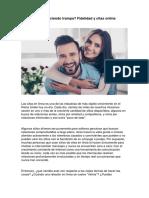 Fidelidad y Citas Online