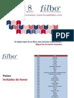 La FILBo 2016 Web