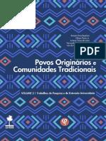 Povos originários e comunidades tradicionais - Volume 2.pdf
