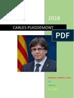 biografia Puigdemont