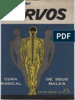 Nervos Fortes e Sadios (Stress, Cansaço Mental, Etc.) - Drº Adrian Vander - 1969 - Editora Mestre Jou