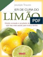 o Poder de Cura Do Limão - Conceição Trucom
