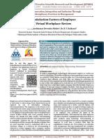 Job Satisfaction Factors of Employee in Virtual Workplace