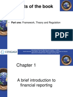 Chapter 1 a Brief Introduction to Financial Reporting