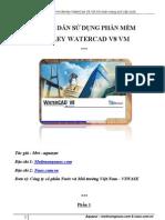 Huong Dan Su Dung WaterCad V8XM