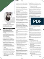 Motorola Talkabout Mr350 351 User Guide