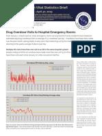 Drug Overdoses Data Brief April 2019