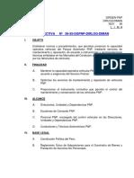 Directiva 56 95 Dgpnp Dirlog Diman