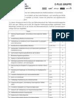 Stellungnahme der E-Plus Gruppe zum Referentenentwurf der TKG-Novelle