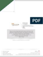 Estimación de Carbono Almacenado en La Regeneración Natural de Pinus Durangensis Martínez en El Sa