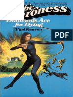 Paul Kenyon - The Baroness #2 - Diamonds Are for Dying (Epub)