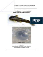 2009 Cuyahoga River Environmental Monitoring Report