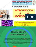 1. Introduccion Microbiologia 2018