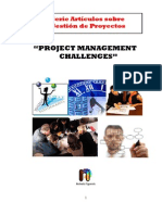 Project Management Challenges