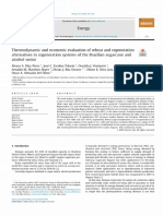 Thermodynamic and economic evaluation of reheat and regeneration alternatives in cogeneration systems of the Brazilian sugarcane and alcohol sector _ Elsevier Enhanced Reader.pdf