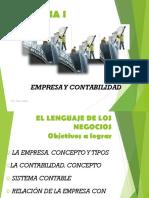 Tema I. La Empresa y La Contabilidad