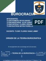 EXPOSICION TEORIA BUROCRATICA