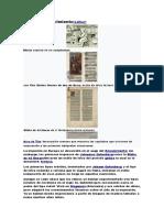 Gótico y Renacimiento