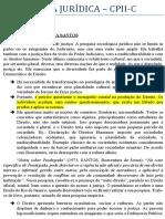 Sociologia CP II