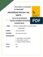 Informe Servicios Auxiliares PARCIAL