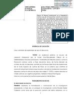 Criterios Para La Devolución de Bienes Incautados en Delitos Aduaneros - Casación-1699-2017.-Legis.pe