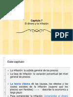 Capitulo 6 y 7 Oferta Monetaria y Sistema Financiero e Inflacion Macro Ula 2011